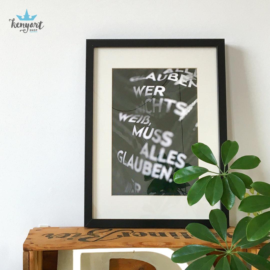 keny art shop berlin eschenbach print